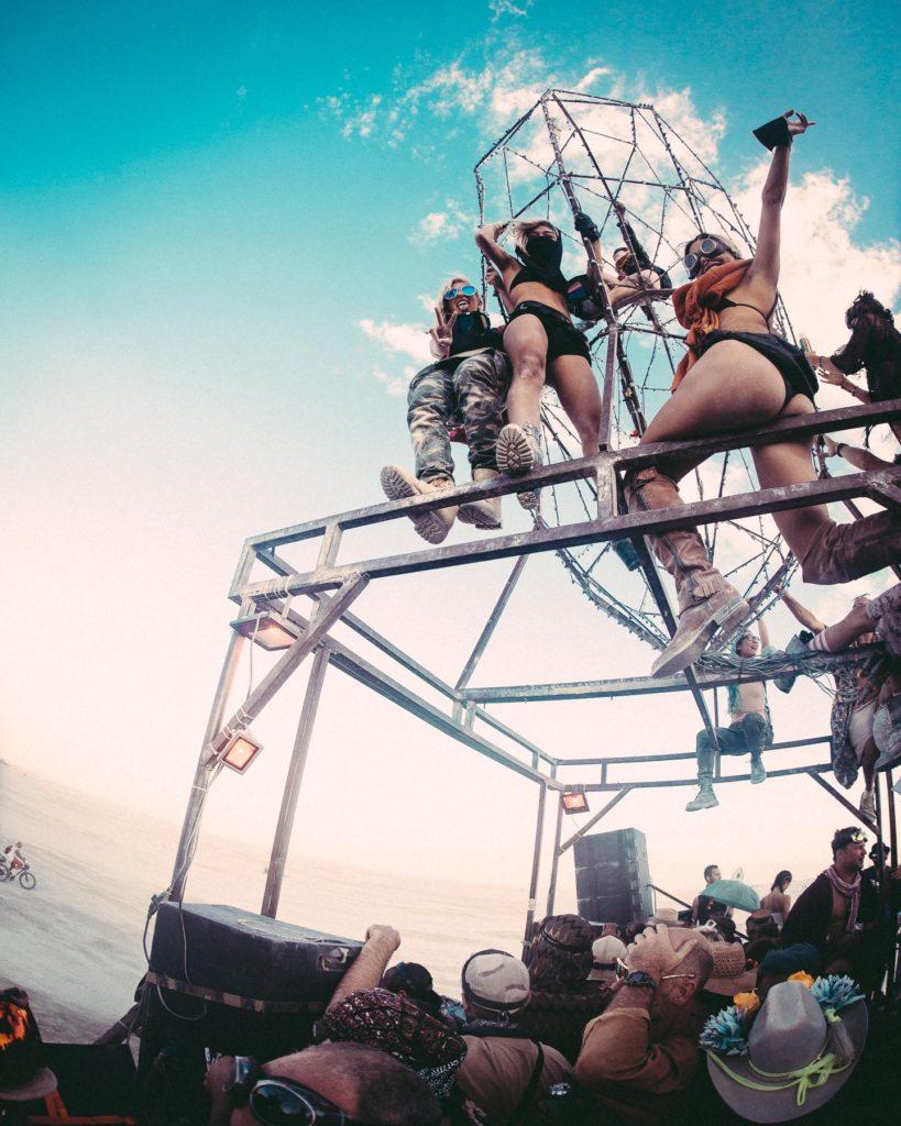 VenessaMichaels Burning Man Interview 2