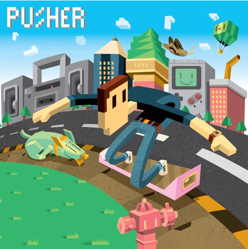 Pusher Clear