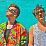 "London-based duo N-A-I-V-E-S shared fun pop video for ""Crystal Clear"""