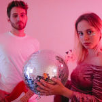 "Magdalena Bay share disco sparkling new single ""Move Slow"""