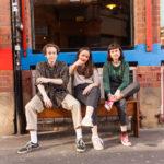 """The Orielles announce debut album, share """"Blue Suitcase (Disco Wrist)"""""""