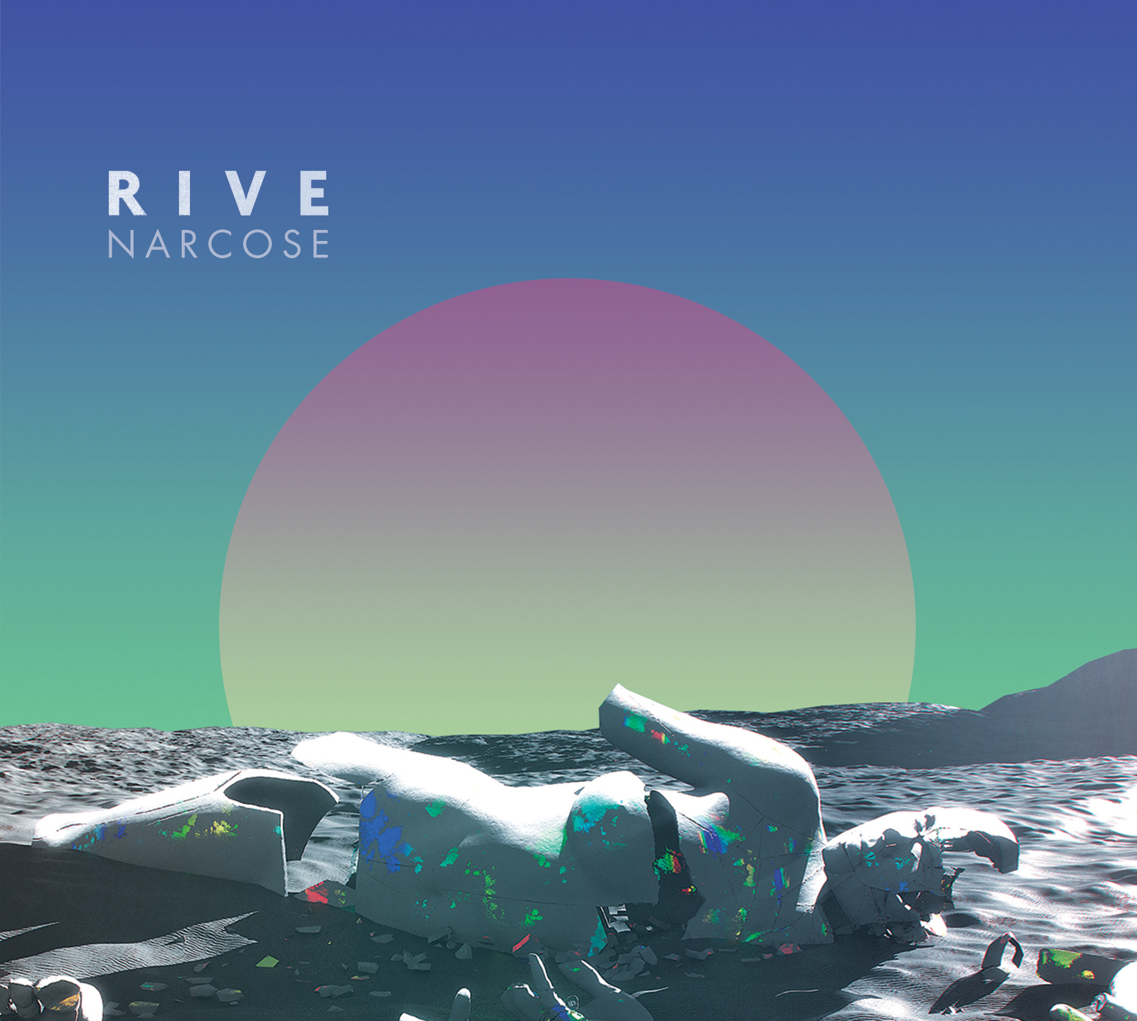Rive narcose album artwork