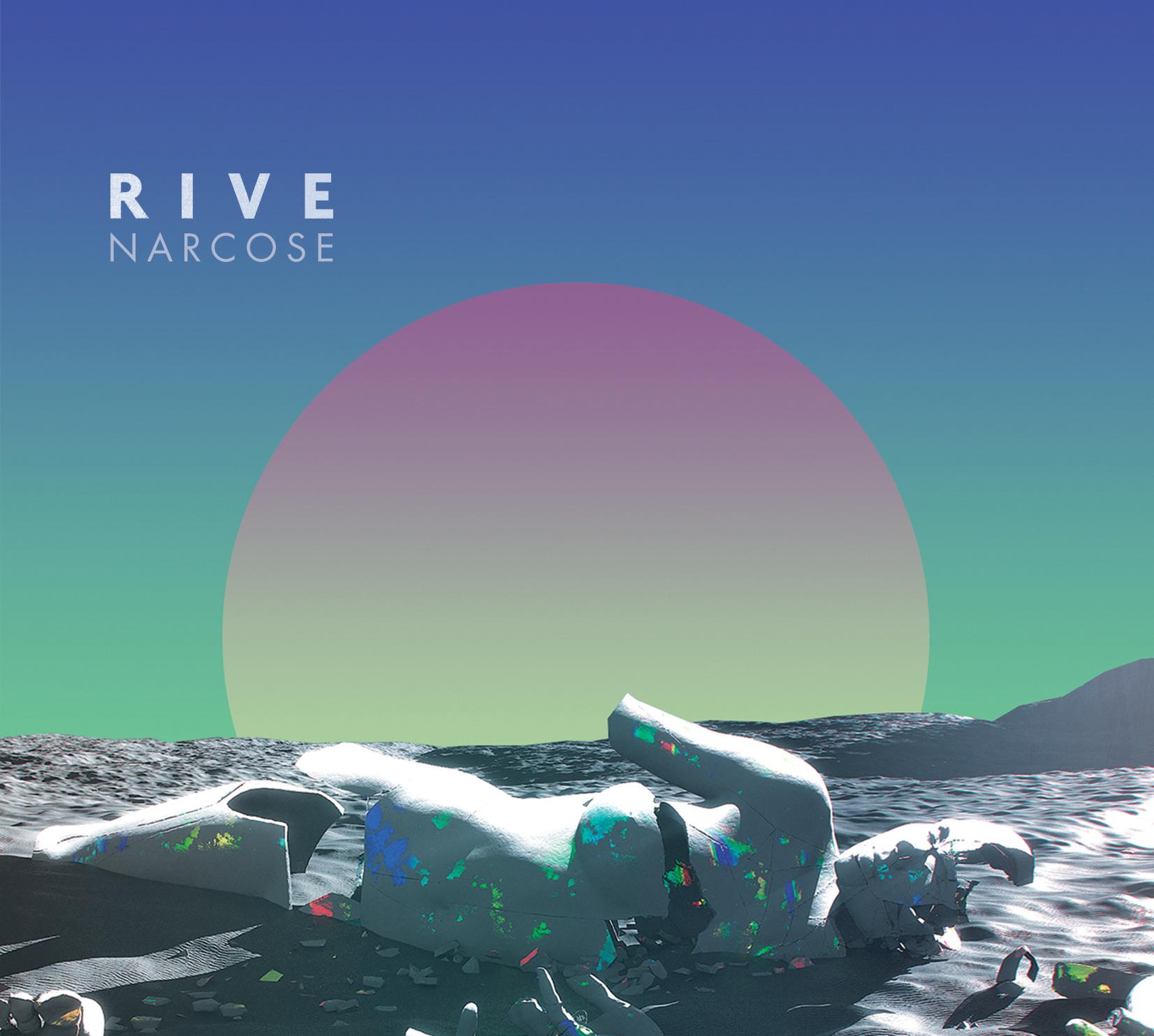Rive narcose album artwork