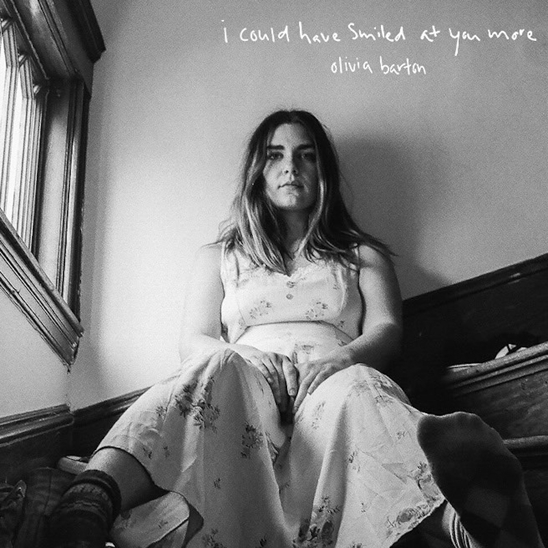 Olivia Barton I Could Have Smiled At You More album review
