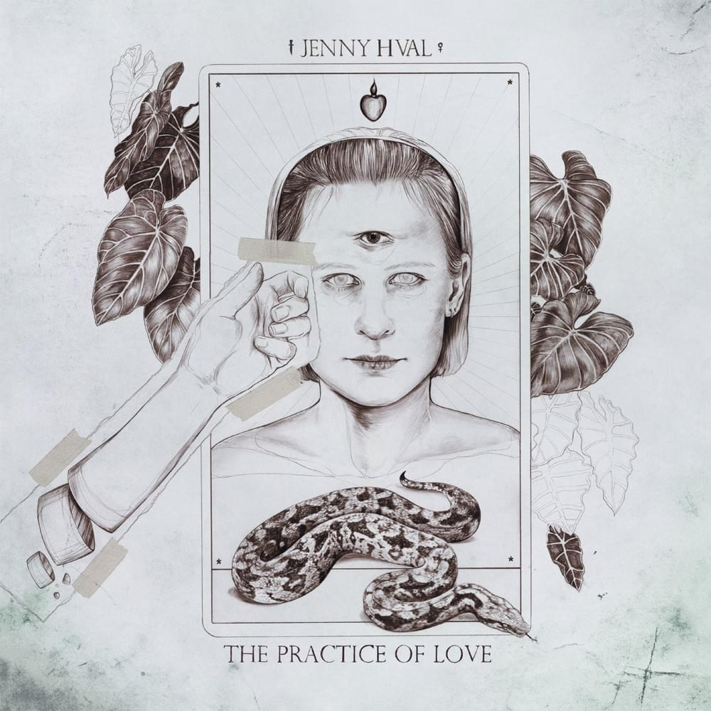 Jenny Hval The Practice of love album